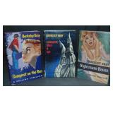 Berkeley Gray. Lot of Three First Editions.