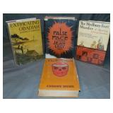 Mystery and Detective Fiction Lot of Four.