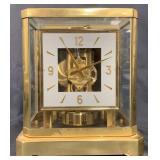 Jaeger LeCoultre ATMOS Clock Model 540 Square Face