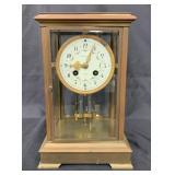 Tiffany & Co, French Crystal Regulator Clock