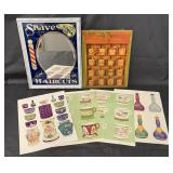 Barber Collectible Lot incl. Novelty Items