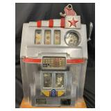 10 Cent Pace Deluxe Chrome Slot Machine