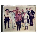 Western Celebrity Autograph Lot.