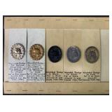 German Wounded Badge Lot of Five.
