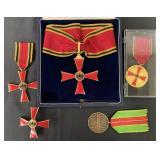 Medal Lot. Five Pieces.