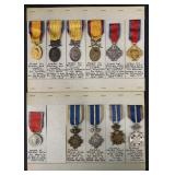 Lot of Romanian Medals.