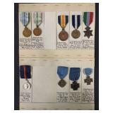 Greek Medal Lot of (9).