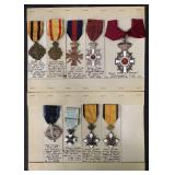 Greek Medal Lot.