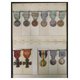 Portugal Lot of Medals.