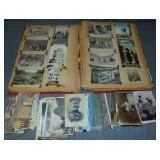 Post Card Album Estate Collection.