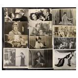 Lot of Hollywood Photos. Gloria Swanson.