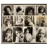 Lot of Hollywood Photos. Clara Bow.