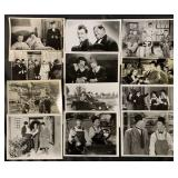 Lot of Hollywood Photos. Laurel and Hardy.
