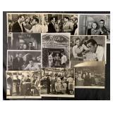 Lot of Hollywood Photos. Bogart & Daniels.