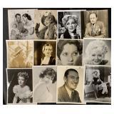 Lot of Hollywood Photos. (210) Photos.