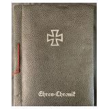 World War Two. Diary Photo Book. German.