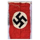 World War Two German Tank Flag.