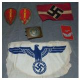 World War Two German Lot.