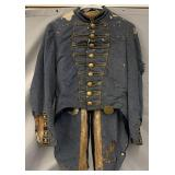 Pre Civil War Militia Frock Coat..