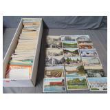 Estate Post Card Lot.