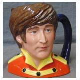 1987 The Beatles John Lennon Royal Doulton Jug