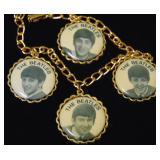 1964 The Beatles Charm Bracelet, NEMS