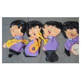 Lux Premium Inflatable Beatles Blow Up Dolls