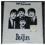 1964 The Beatles Fan Club Sliding Puzzle