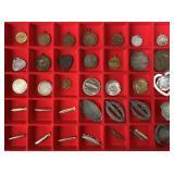 Balance of Zeppelin Medals, Badges, Pins