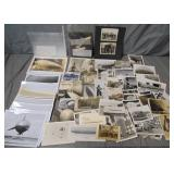 Zeppelin Photo and Cigarette Card Lot