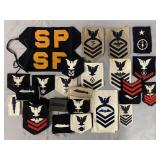 Lot of Airship & Military Related Patches