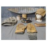Lot of Airship Related Artifacts