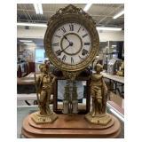 Ansonia Crystal Palace #1 Shelf Clock
