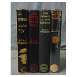 R. A. J. Walling. Lot of (4) 1st Editions.