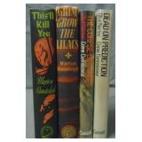 Detective and Mystery Fiction Lot of Four.