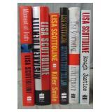 Lisa Scottoline (6) volumes.