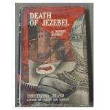 Christianna Brand. Death of Jezebel. 1st DJ.