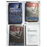 James Grippando. Lot of (8) Volumes.