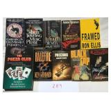 Detective and Mystery Fiction Paperback Lot.