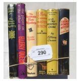 Ellery Queen. Lot of (6) Volumes.