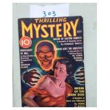 Thrilling Mystery Pulp. July 1937.