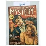 Thrilling Mystery Pulp. Jan. 1938