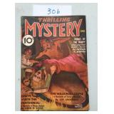 Thrilling Mystery Pulp. June 1937.