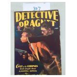 Detective Dragnet  Pulp. Jan. 1931.