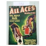 All Aces Magazine. May-June 1936.