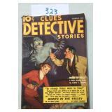 Clues Detective. February 1936.
