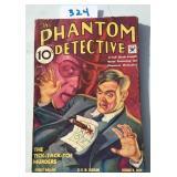 Phantom Detective. March 1934