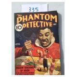 Phantom Detective. July 1938.