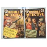 Double Detective Lot of Two.