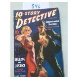 10-Story Detective Volume One. # 1.